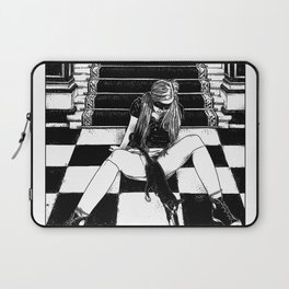 asc 461 - La fille du concierge (Troublemaker at The Saint James) Laptop Sleeve