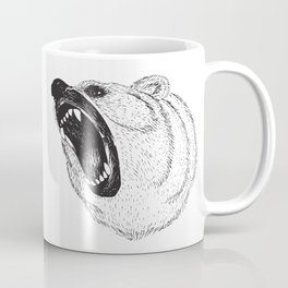 Hungry Bear Coffee Mug