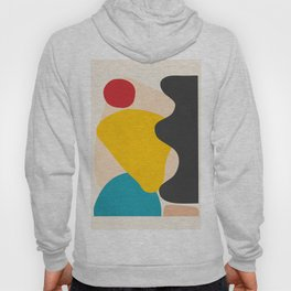 Abstract Shapes 56 Hoody