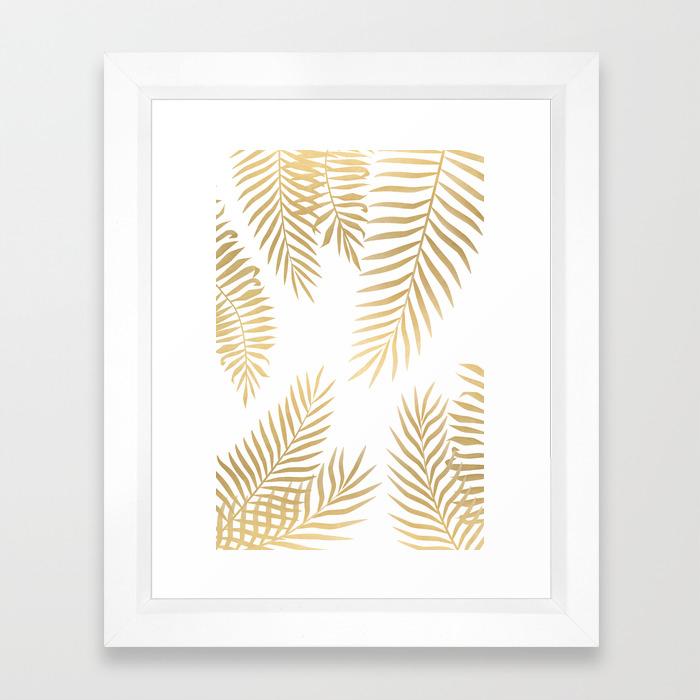 Graphic Design Framed Art Prints Society6