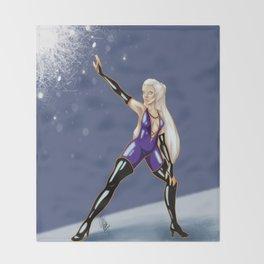 Frostbite Throw Blanket