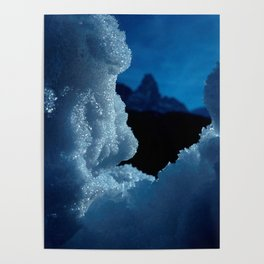 Snowed in #1 #art #society6 Poster