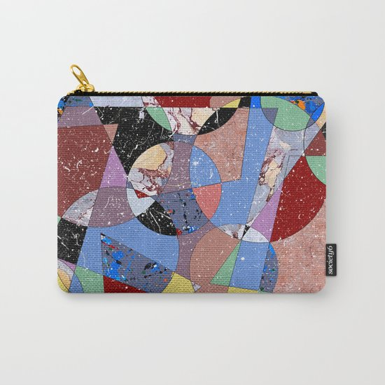 Abstract #99 Carry-All Pouch