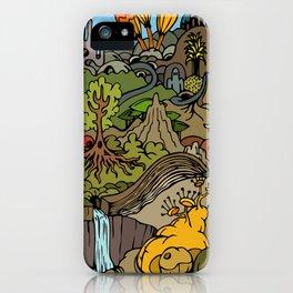 Dreamland iPhone Case