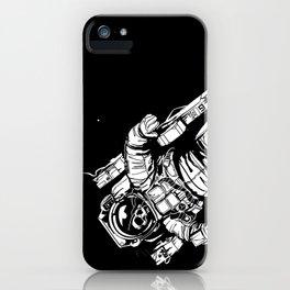 Lost in Eternity II iPhone Case