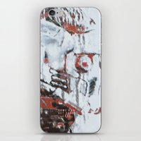 starlord iPhone & iPod Skins featuring Earth by  Maʁϟ