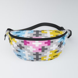 Tripple Cross Fanny Pack