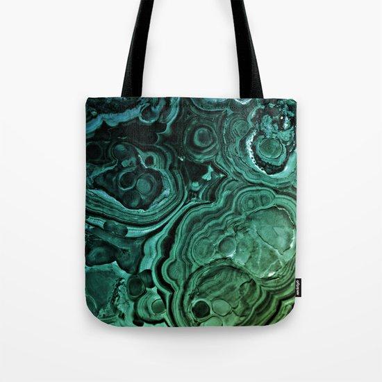 MALACHITE GREEN Tote Bag