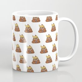 A Whole Lotta Pooliticians - Satirical Art - 57 Montgomery Ave Coffee Mug