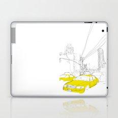 Cross Town Traffic Laptop & iPad Skin