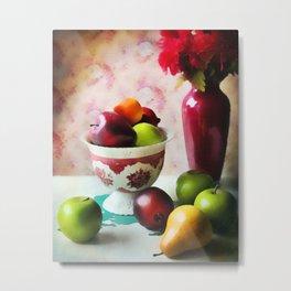 Be Fruitful Metal Print