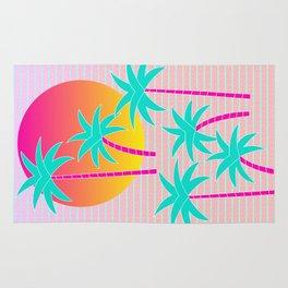 Hello Miami Sunset Rug