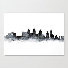 Philadelphia Skyline Canvas Print