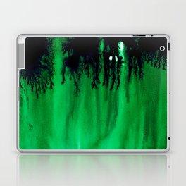 Emerald Bleed Laptop & iPad Skin