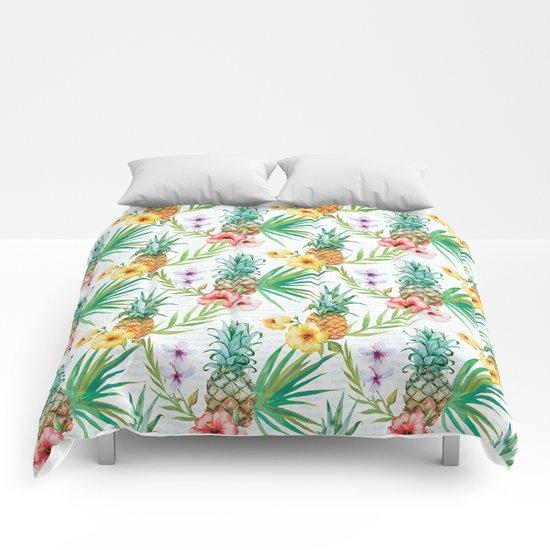 Tropical Summer #13 Comforters