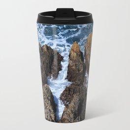 The Rocky Coast of California Travel Mug