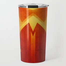 Mars - Olympus Mons Travel Mug