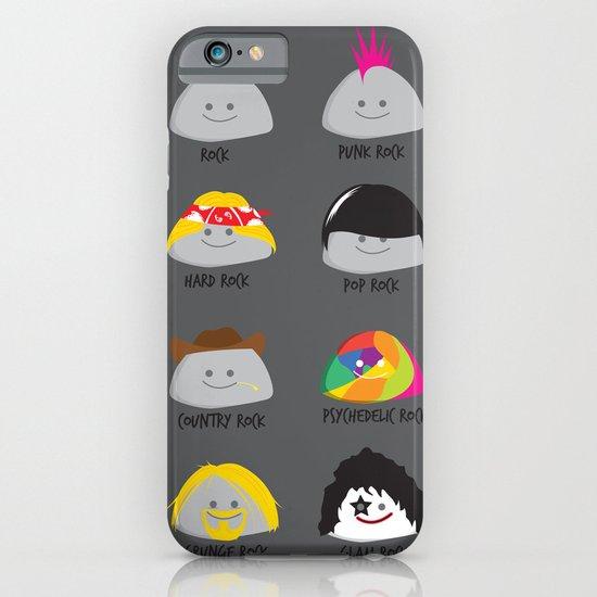 Rock tee rock!! iPhone & iPod Case