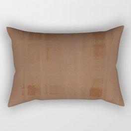 Copper Organza Rectangular Pillow