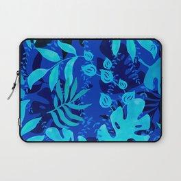 Blue jungle Laptop Sleeve