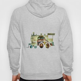 Observance Valley Freight Line Hoody