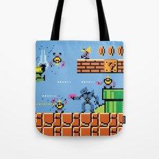 Tragic Kingdom Tote Bag