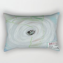 Introducing Irma Rectangular Pillow