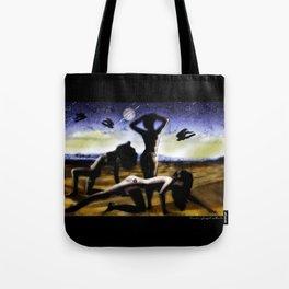 3 Women Tote Bag