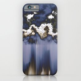 our world is set on fire iPhone Case