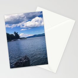 Lake George - view 4 Stationery Cards