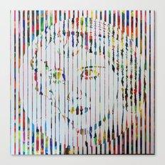 Bette D Canvas Print
