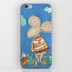 Mouse iPhone & iPod Skin