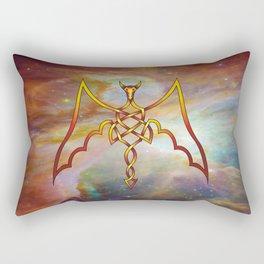 Dragon Knot Rectangular Pillow