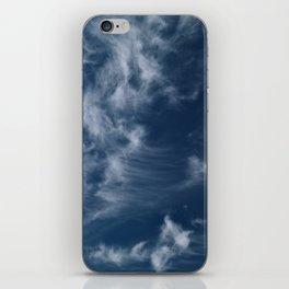 Cirrus Clouds 3 iPhone Skin