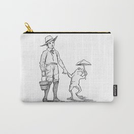 Reginald and the Toad Carry-All Pouch