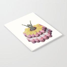 Blancmange Surprise Notebook