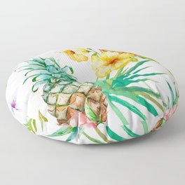 Pineapple Mood Floor Pillow