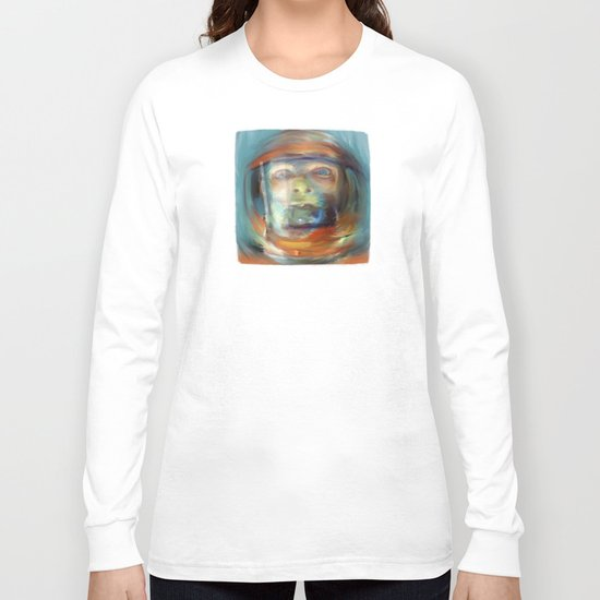space sickness Long Sleeve T-shirt