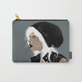 Tattos girl Carry-All Pouch