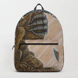 Metallic Dragon Backpack