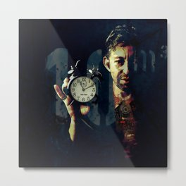 Gainsbourg Metal Print