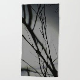 Tree Feed 01 Beach Towel
