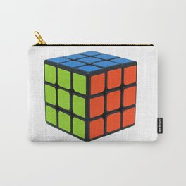 Colorful Cube Carry-All Pouch