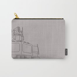 Optimus G1 clay Carry-All Pouch