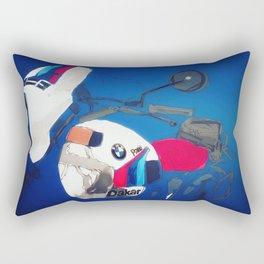 Paris/Dakar Rectangular Pillow