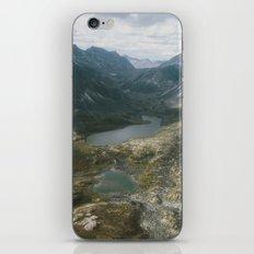 Mackenzie Mountains iPhone & iPod Skin