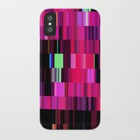 game iPhone & iPod Cases featuring Game by Simona Sacchi