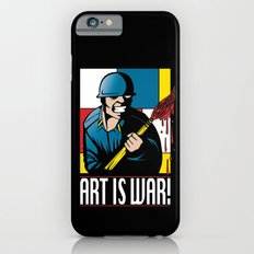 Art is War! Slim Case iPhone 6s