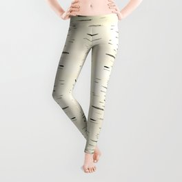 Birchy Gold Leggings