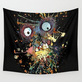 shocked in reverse Wall Tapestry